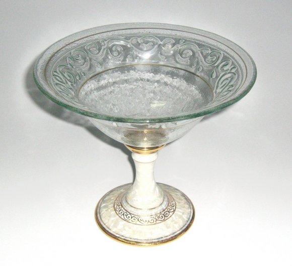White Crystal Compote 2